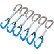 Ocun Hawk QD Combi DYN 11 Quickdraw Set 5+1 Pack Blue